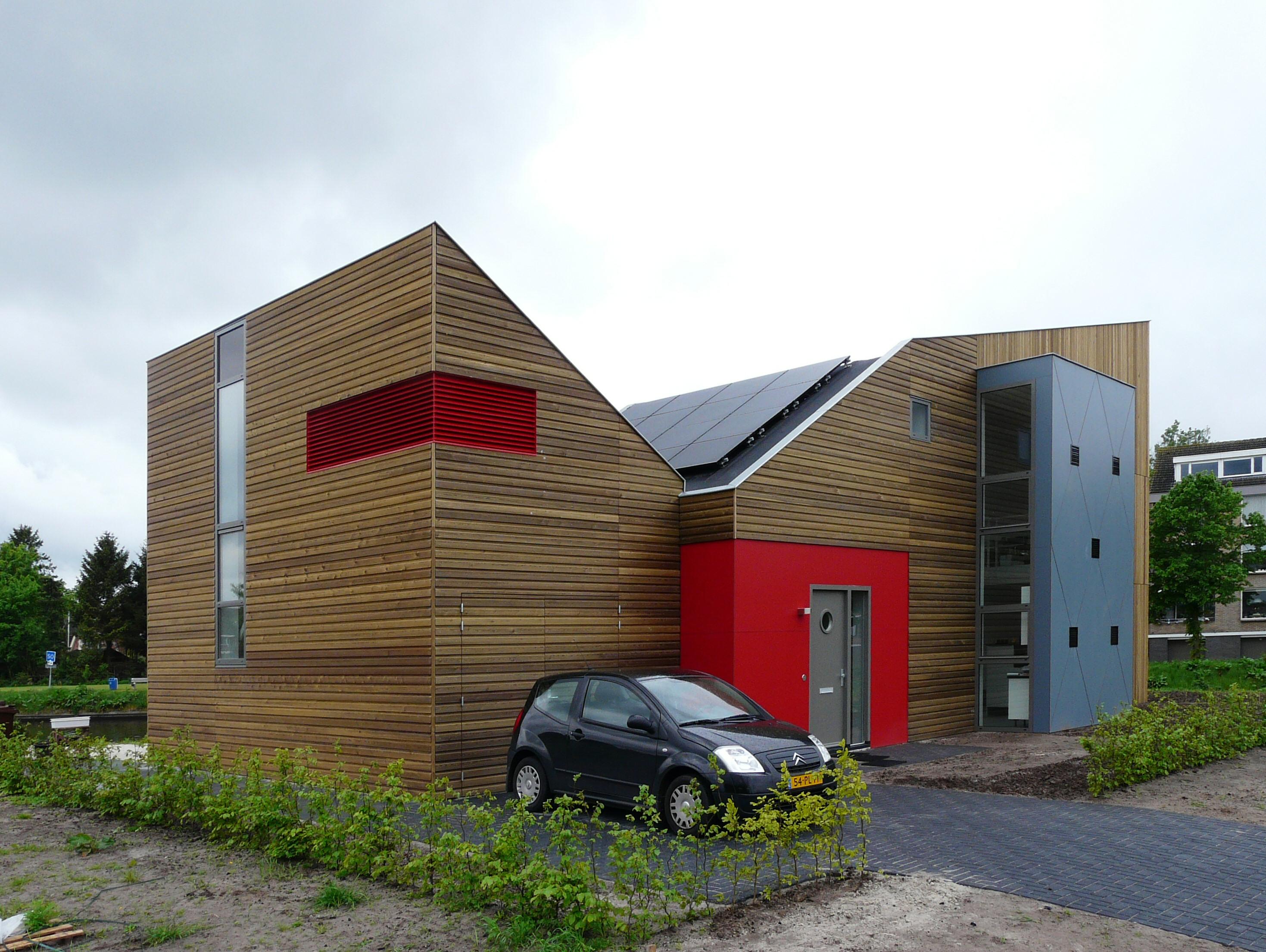 Duurzame woning Sappemeer