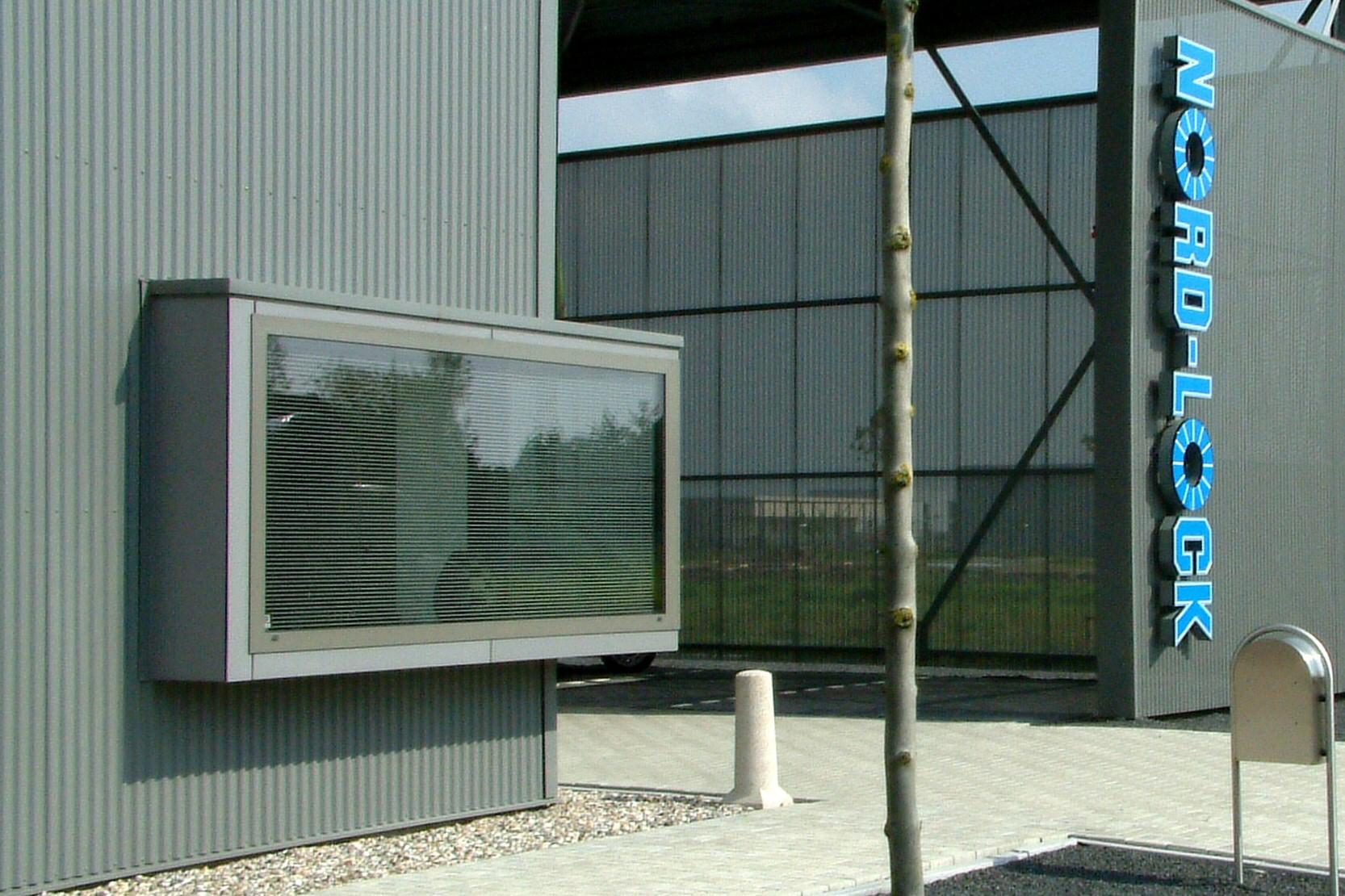 Tweeling bedrijfsgebouw Groningen
