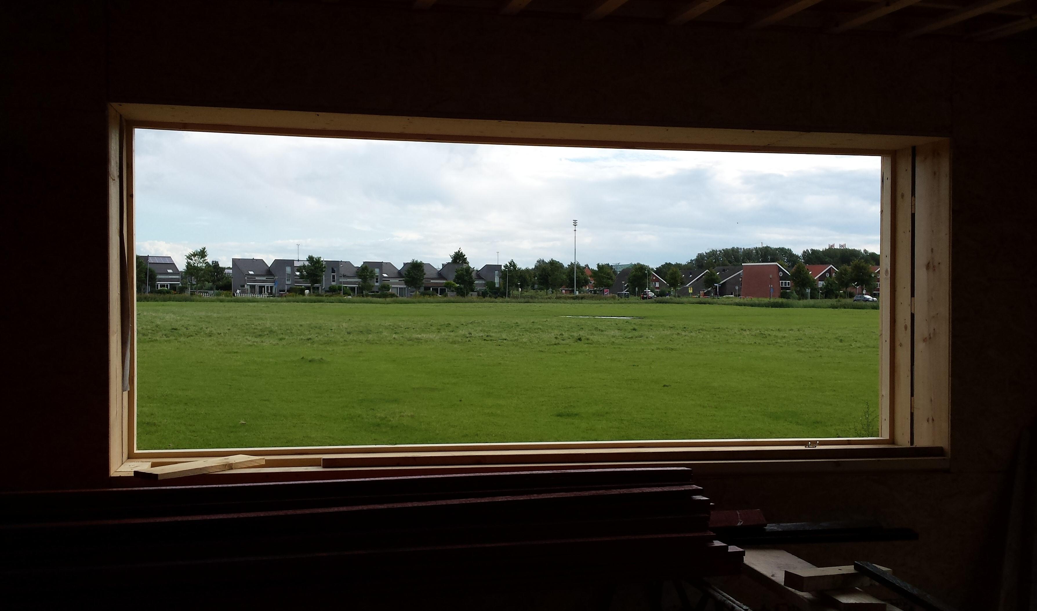 Verbouw woning Groningen